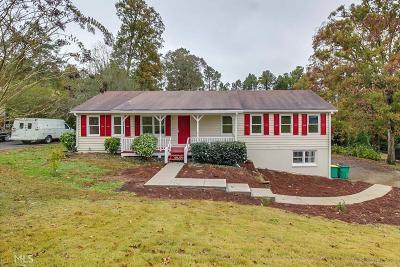 Single Family Home New: 525 Tomahawk Trail