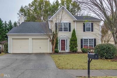 Single Family Home New: 3520 Chastain Glen Lane NE