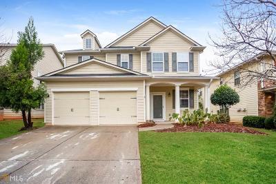 Single Family Home New: 4374 Alysheba Drive