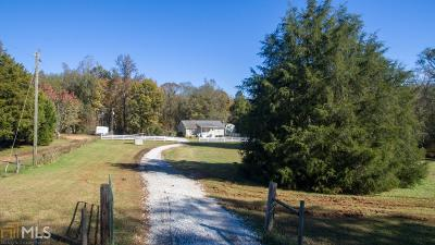 Mcdonough Single Family Home Under Contract: 130 North River Rd