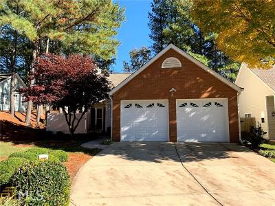 Alpharetta Single Family Home Under Contract: 275 Dennis Dr