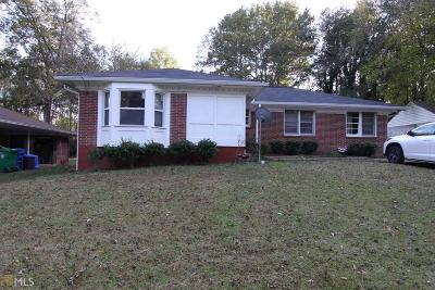 Brookhaven Single Family Home For Sale: 1883 Manville Dr