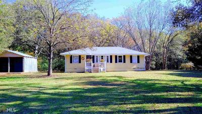 Monroe Single Family Home Under Contract: 3581 Perry Smith Rd