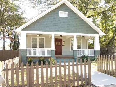 East Point Single Family Home For Sale: 2610 Cheney St