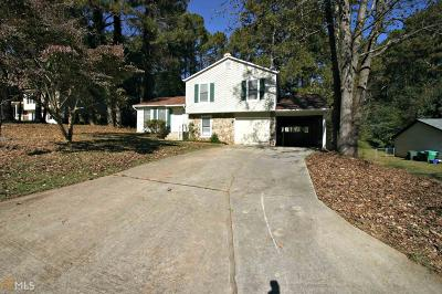 Snellville Single Family Home New: 4003 McKinley Dr