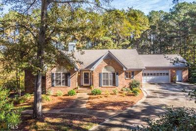 Loganville Single Family Home For Sale: 3958 Pate Rd