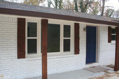 Single Family Home New: 1643 Pine Glen Circle