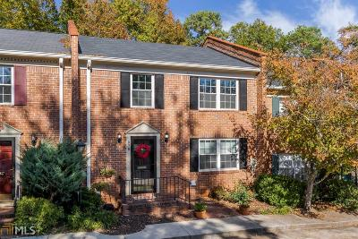 Condo/Townhouse New: 876 East Ponce De Leon Ave.
