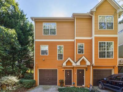 Atlanta Condo/Townhouse Under Contract: 1124 Dekalb #17