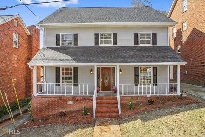 Single Family Home New: 3149 Henderson Walk