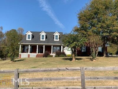 Loganville Single Family Home Under Contract: 1765 Knight Cir