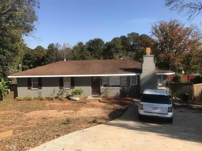 Single Family Home New: 1816 S. Hairston Rd
