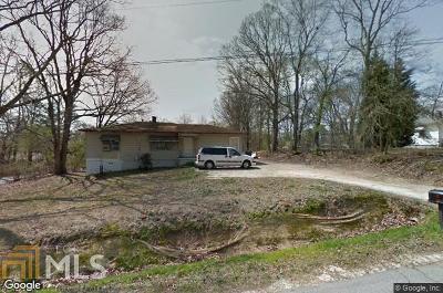 Douglas County Single Family Home For Sale: 4153 Newman Ellis