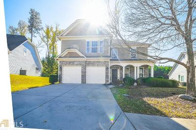 Single Family Home New: 465 Jefferson Chase Cir