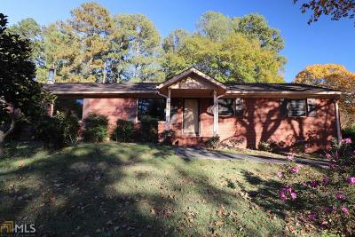 Douglas County Single Family Home For Sale: 6750 Kull Dr