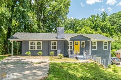 Atlanta Single Family Home Back On Market: 2429 Old Colony Rd