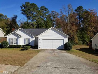 Mcdonough Single Family Home Under Contract: 4090 Monarch Dr