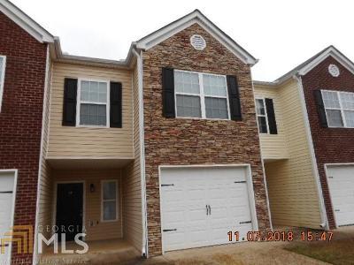 Cartersville Condo/Townhouse Back On Market: 52 Middlebrook Dr
