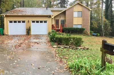 Stone Mountain Single Family Home New: 1541 Bell Flower Ct #9