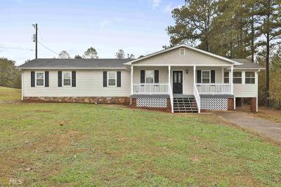 Fayetteville Single Family Home Under Contract: 125 Nelms Rd