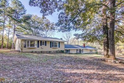 Covington Single Family Home New: 117 Pickett Bridge Rd