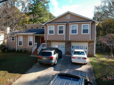 Stone Mountain Single Family Home New: 484 Chartley Dr