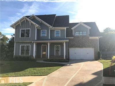 Atlanta Single Family Home New: 1567 Sylvester Cir