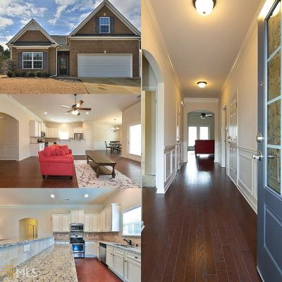 Loganville Single Family Home New: 961 High Tide Ct