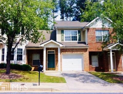 Atlanta Condo/Townhouse New: 2448 Laurel Circle NW