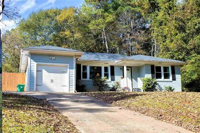 Atlanta Single Family Home New: 2681 Larkspur Dr