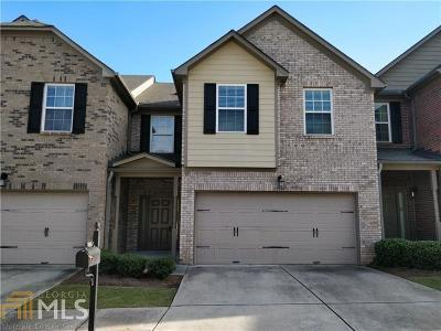Snellville Condo/Townhouse Under Contract: 3261 Open Fields