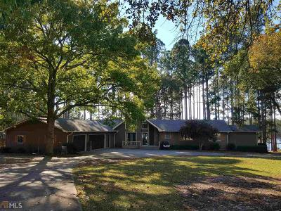 Hartwell Single Family Home For Sale: 342 Cedar Ln