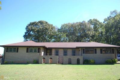 Griffin Single Family Home For Sale: 102 Sandy Flat Rd