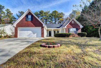 Snellville Single Family Home For Sale: 2750 Lenora Springs