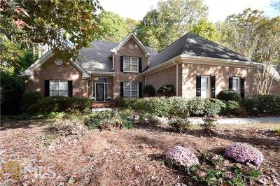 Roswell Single Family Home Under Contract: 2875 Clary Hill Dr