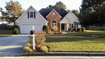 Loganville Single Family Home New: 819 Winding Grove Lane