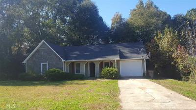 Mcdonough Single Family Home Under Contract: 50 Rosebud Ln