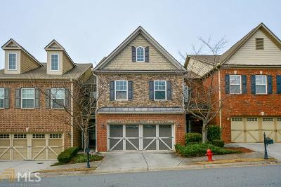 Johns Creek Condo/Townhouse For Sale: 11362 Gates Ter