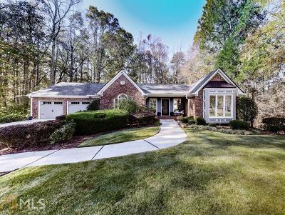 Acworth Single Family Home For Sale: 3743 Acworth Due West Rd