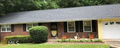 Conyers Single Family Home For Sale: 749 S Pine St