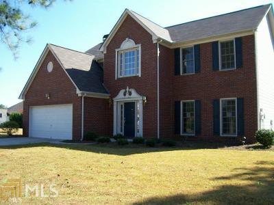 Villa Rica Single Family Home For Sale: 9633 Stillwater Dr