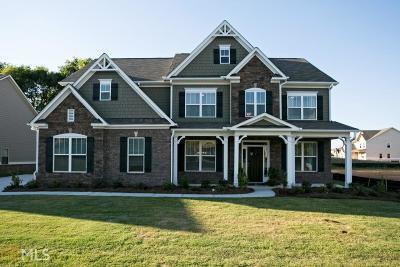Cartersville Single Family Home Back On Market: 45 Twelve Oaks Dr