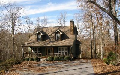 Hiawassee Single Family Home For Sale: 711 Bear Run