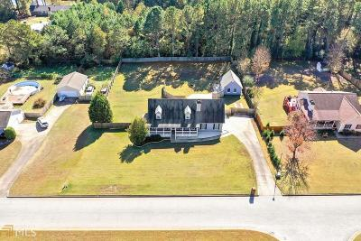 Mcdonough Single Family Home New: 130 Thicket Trl