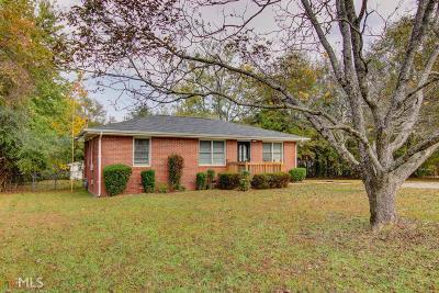 Loganville Single Family Home New: 115 Perry Street