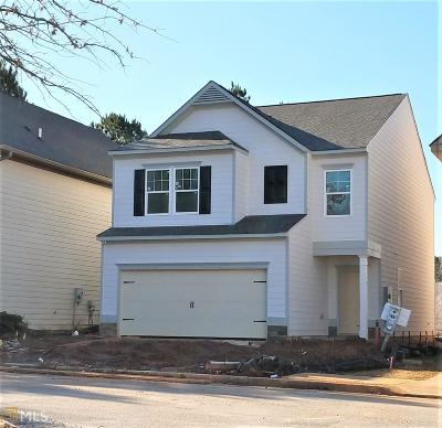 Newnan Single Family Home New: 107 Covington Ter #2092