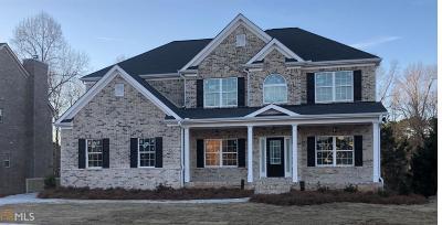 Loganville Single Family Home New: 634 Arbor Rdg #15