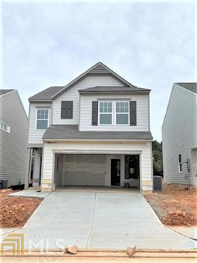 Newnan Single Family Home New: 245 Merritt Cir #3138