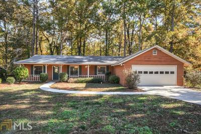Lilburn Single Family Home Under Contract: 4731 Nutmeg Way
