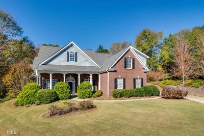 Monroe Single Family Home Under Contract: 1433 Bluff Creek Trl
